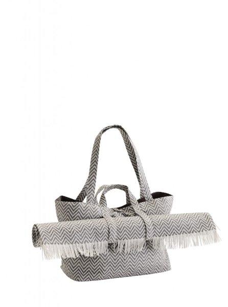 Strand väska med sol matta i snygg design bd36f9b1d6793